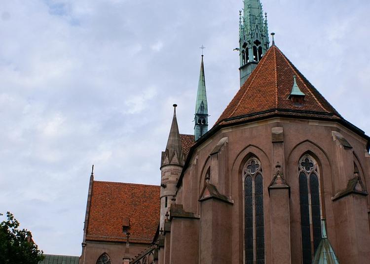 La Construction De La Nef Aux 13e Et 14e Siècles De L'église Saint-pierre-le-jeune à Strasbourg