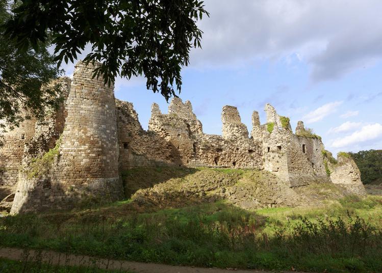 La Construction En Pierre Au Moyen Âge à Crehen