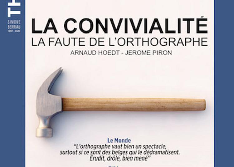 La Convivialite à Paris 10ème