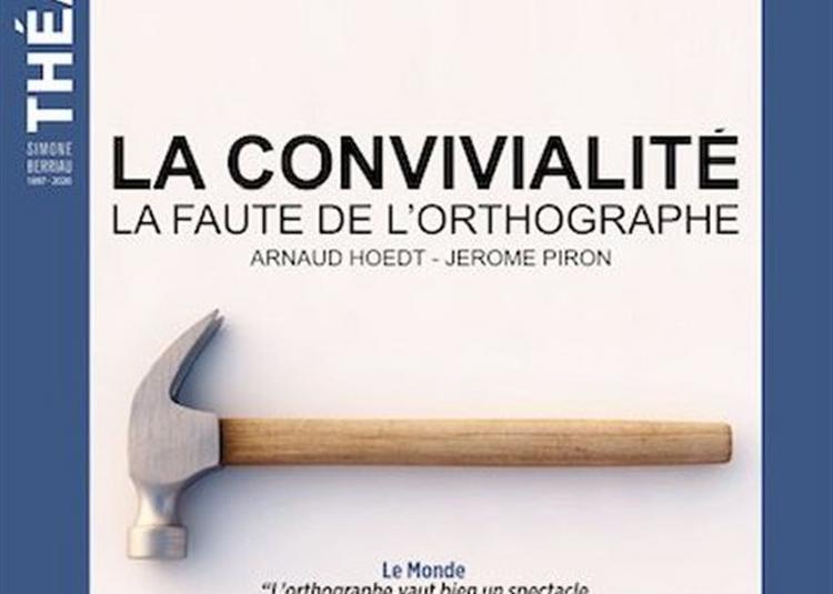 La Convivialité à Paris 10ème