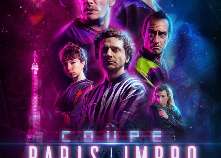 La Coupe Paris Impro à Paris 17ème