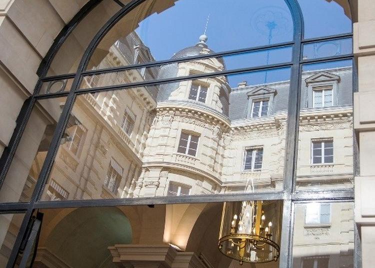 La Cour Des Comptes Ouvre Ses Portes Aux Enfants (fresque Et Quizz) à Paris 1er