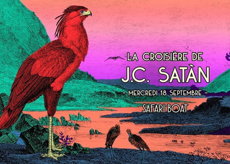 La Croisière De J.C.Satàn à Paris 11ème