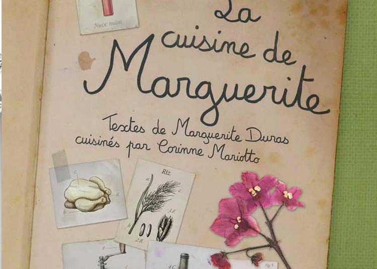La Cuisine de Marguerite par la Cie de la Dame, interprétée par Corinne Mariotto à Montauban