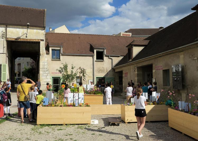 La Culture Fait Le Mur à La Ferme De Cottinville à Fresnes