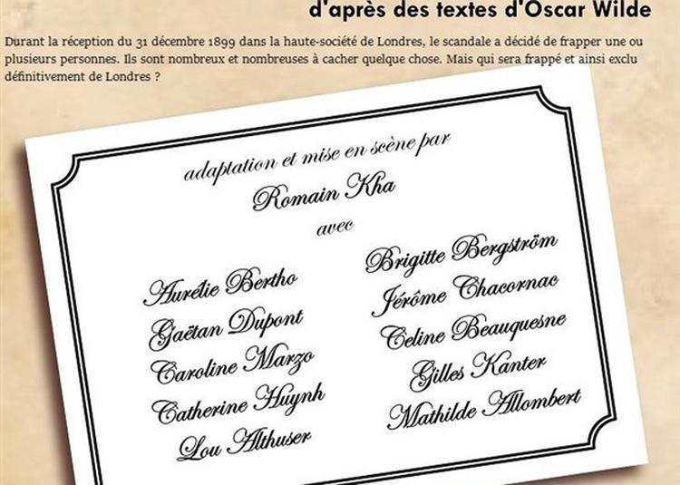 La Danse Du Scandale à Paris 2ème