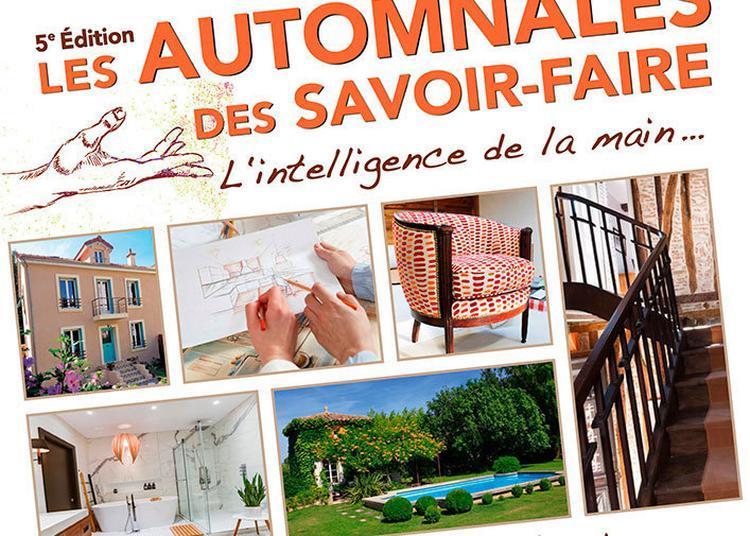 La 5ème édition du salon « Les Automnales des savoir-faire » à Saix
