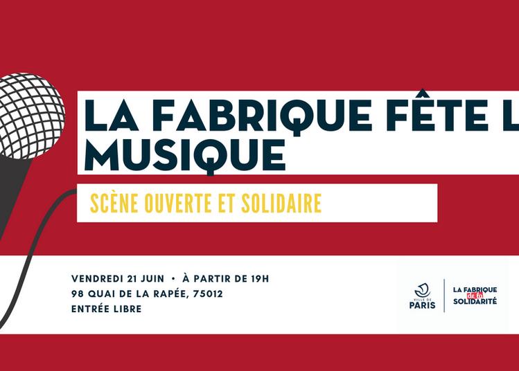 La Fabrique fête la musique à Paris 12ème