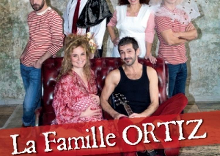 La Famille Ortiz à Le Pecq