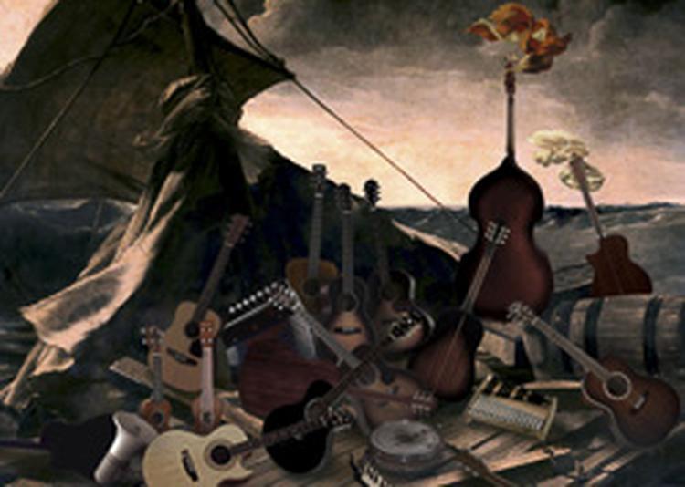 La Fanfare De Guitares Et Jasmine Vegas à Castres