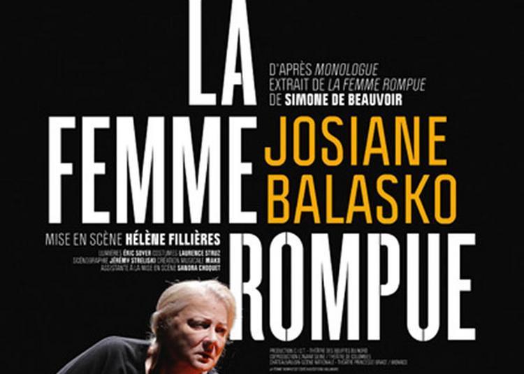 La Femme Rompue à Paris 17ème