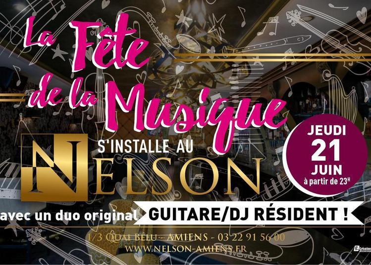 La Fête de la Musique s'installe au Nelson à Amiens