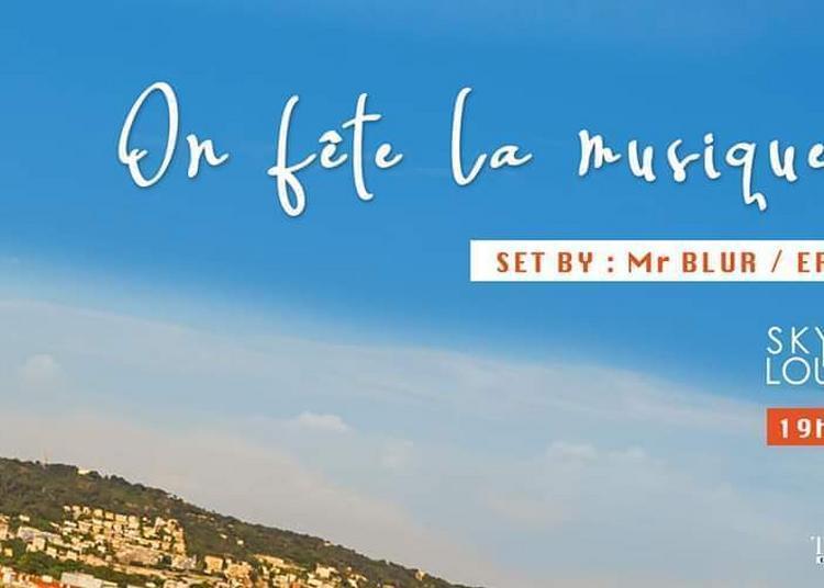 La fête de la musique #toutlàhaut à Nice