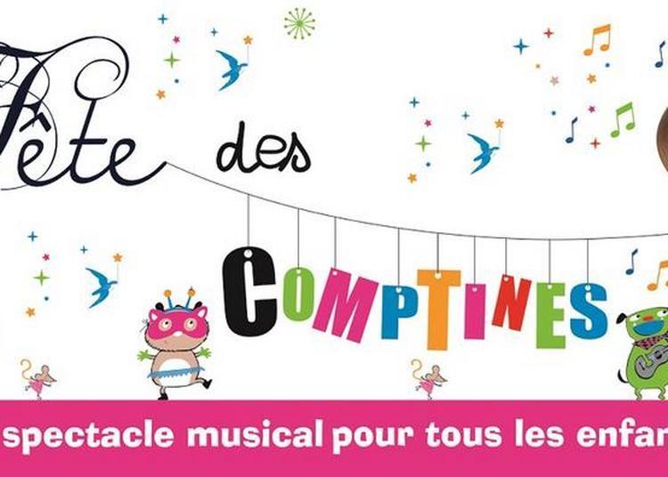 La fête des comptines à Dijon