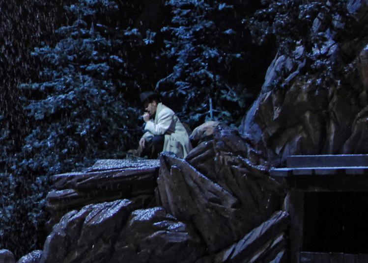 La fille du far-west - Les retransmissions du Metropolitan Opera de New-York à Le Haillan