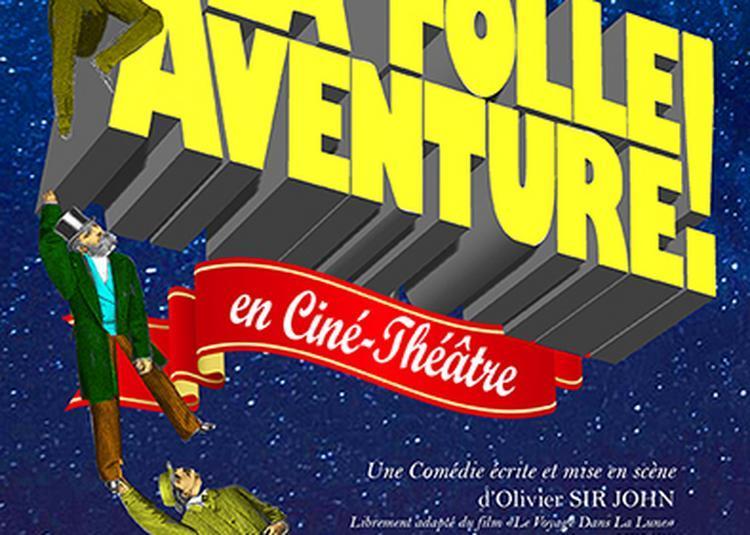 La Folle Aventure à Bordeaux