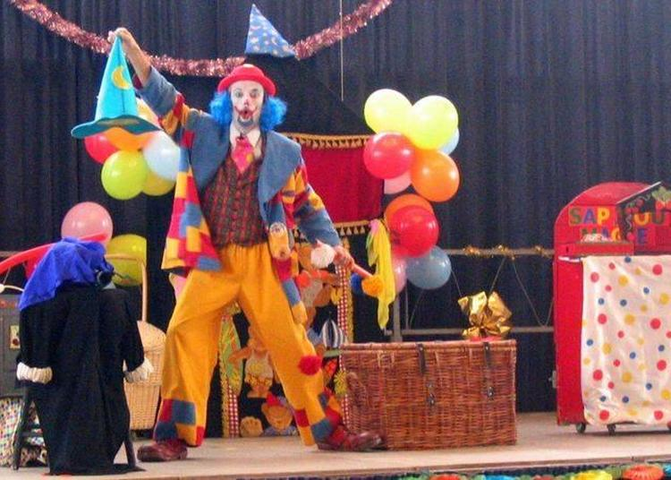 La Folle Aventure Du Clown Barbiche à Avignon