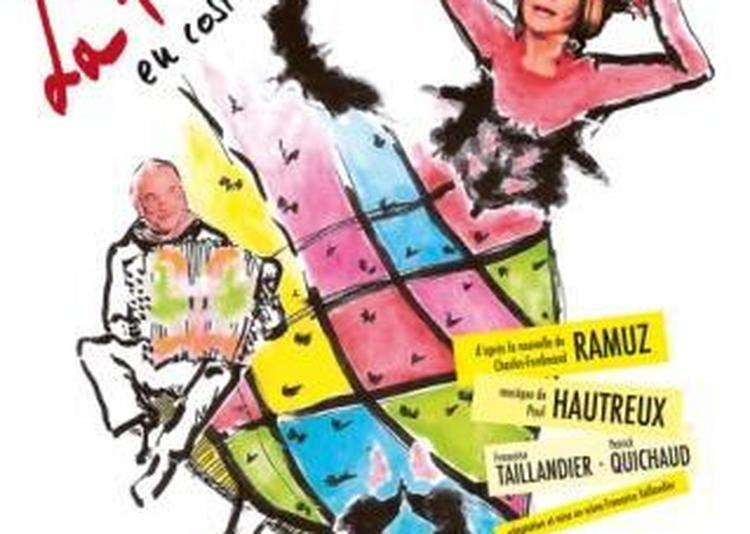 La Folle en costume de folie à Paris 14ème