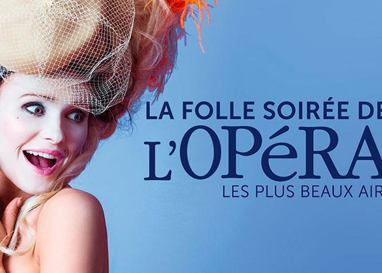 La Folle Soirée de l'Opéra à Paris 8ème