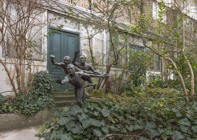 La Fondation La Ruche-seydoux  : Visite De La Rotonde Et  D'ateliers D'artistes à Paris 15ème
