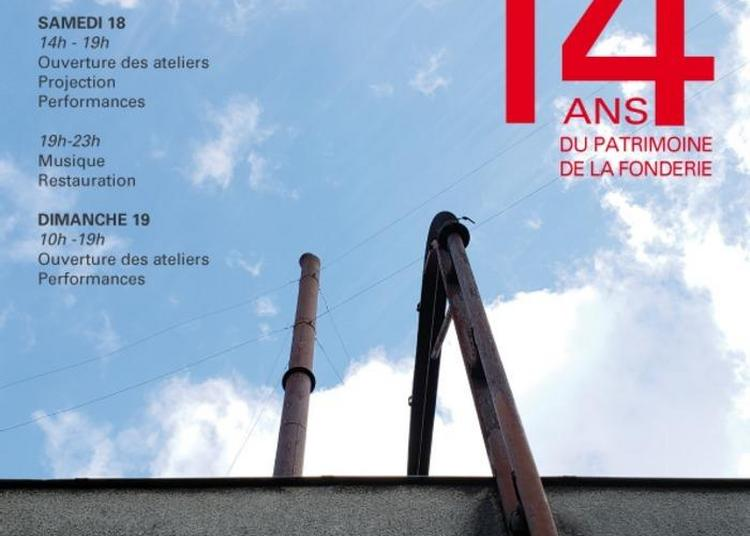 La Fonderie - Pôle De Création Artistique à Fontenay Sous Bois