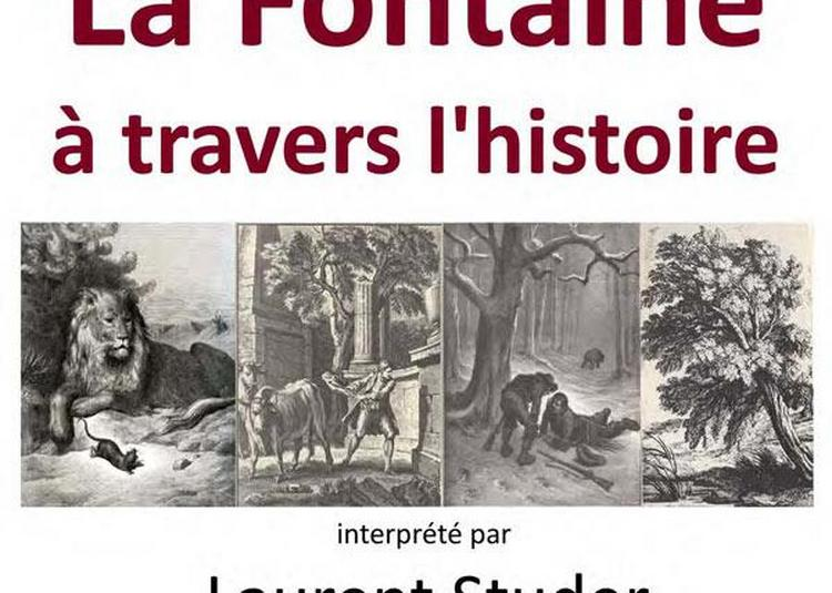 La Fontaine A Travers L'Histoire à Paris 5ème