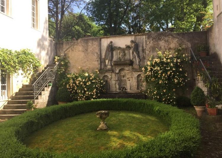 La Fontaine De La Samaritaine à Lay saint Christophe