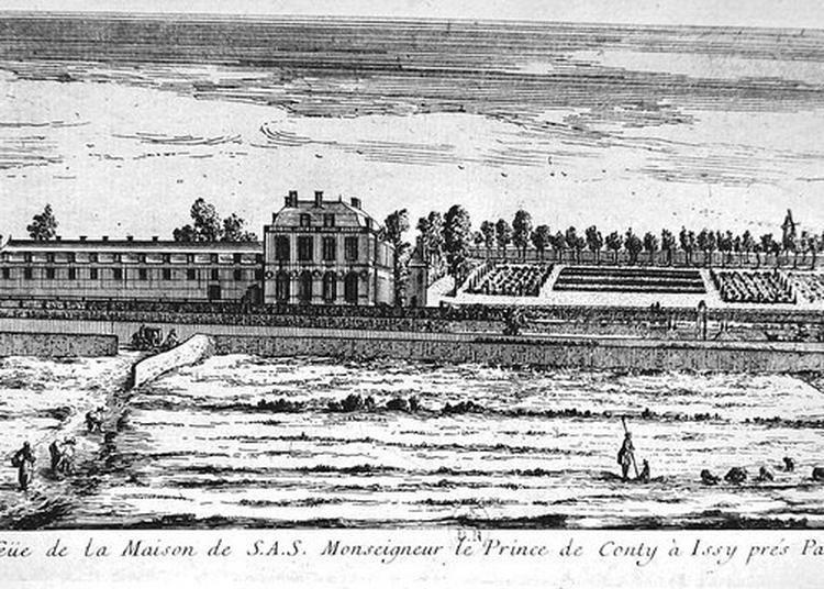 La Fontaine, Rousseau, Voltaire... Chez Les Conti à Issy les Moulineaux