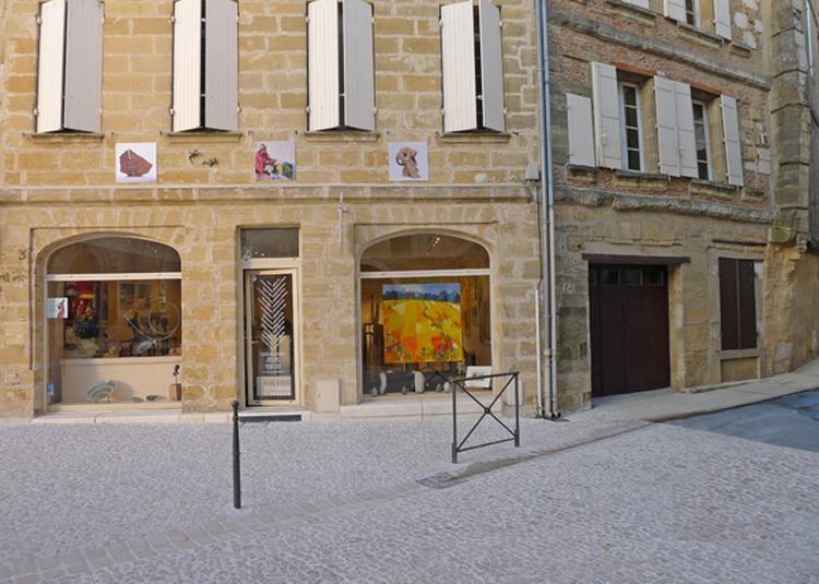 La galerie Bénédicte Giniaux fête l'ouverture de sa seconde galerie ! à Bergerac