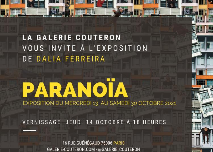 La Galerie Couteron Vous Invite A  L'exposition De Dalia Ferreira