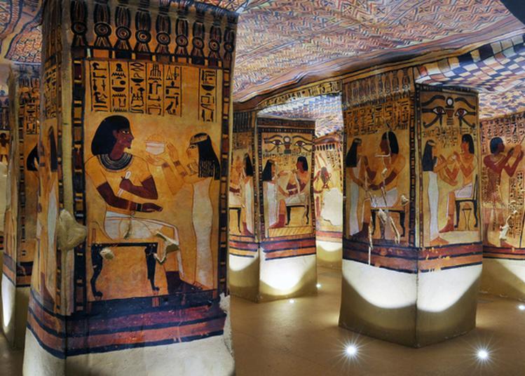 La Galerie Egyptienne Du Musée De Tessé Racontée Lors De La Nuit Des Musées à Le Mans