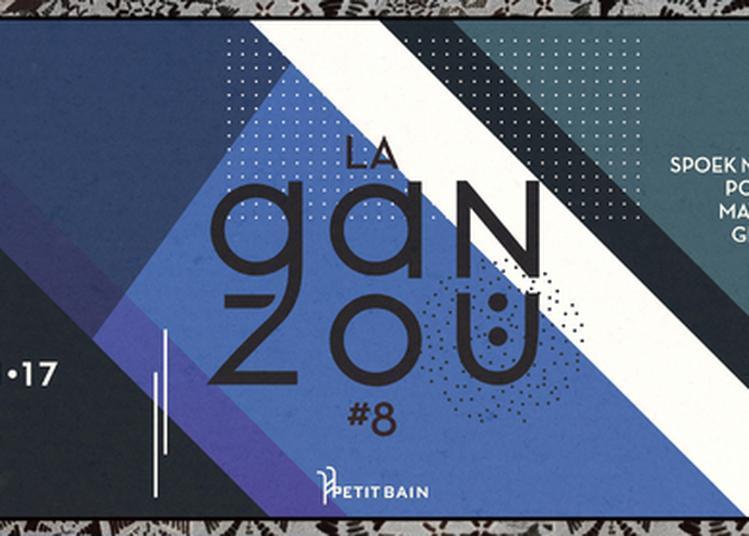 La Ganzoü #8 à Paris 13ème