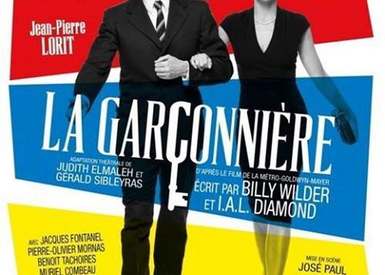 La Garçonnière avec Guillaume De Tonquedec et Claire Keim à Marseille