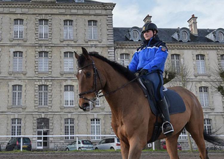 La Garde Républicaine à Paris 12ème