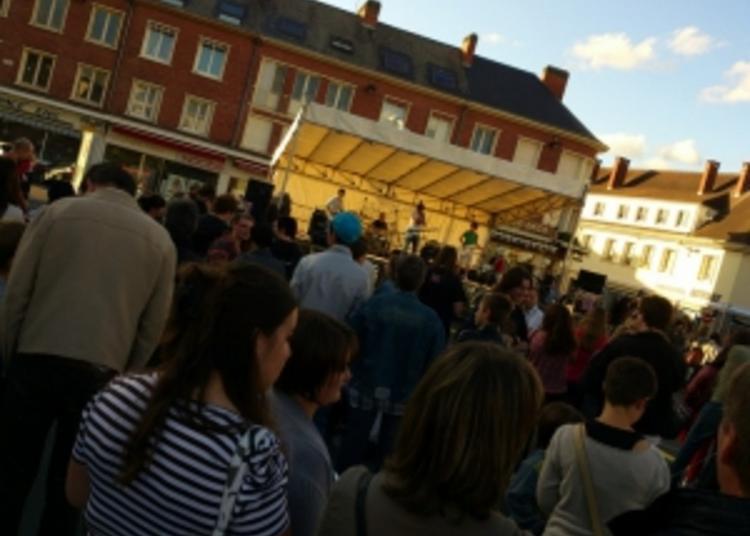 La Gare Aux Musiques Fête La Zic ! à Louviers