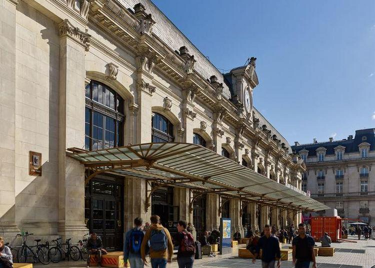 La Gare De Bordeaux Saint-jean Vous Ouvre Ses Portes