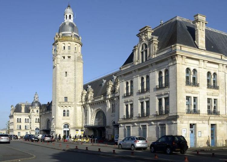 La Gare De La Rochelle Vous Ouvre Ses Portes