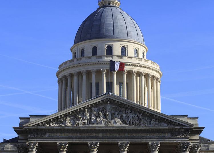 La Grande Bibliothèque Du Panthéon à Paris 5ème