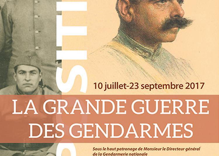 La Grande Guerre Des Gendarmes à Vincennes