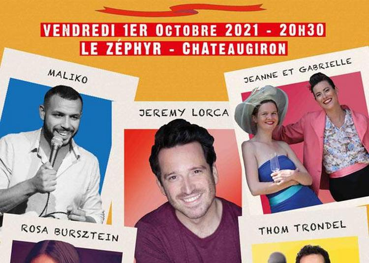 La Grande Nuit De L'Humour à Chateaugiron