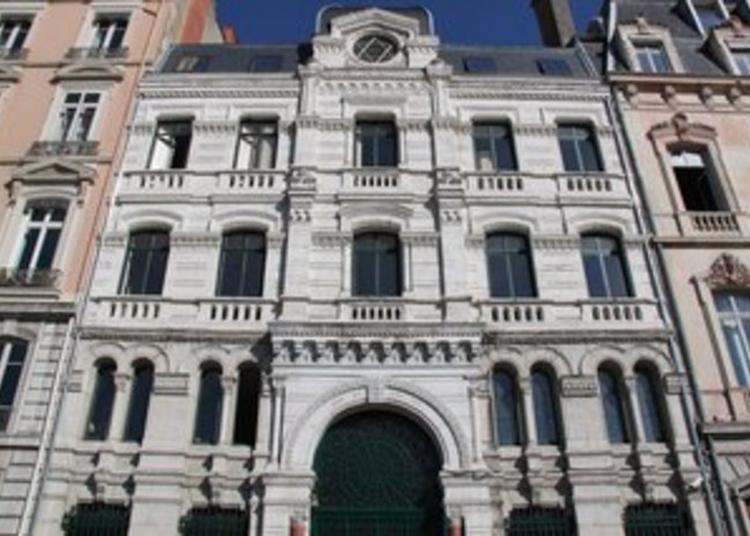 La Grande Synagogue De Lyon