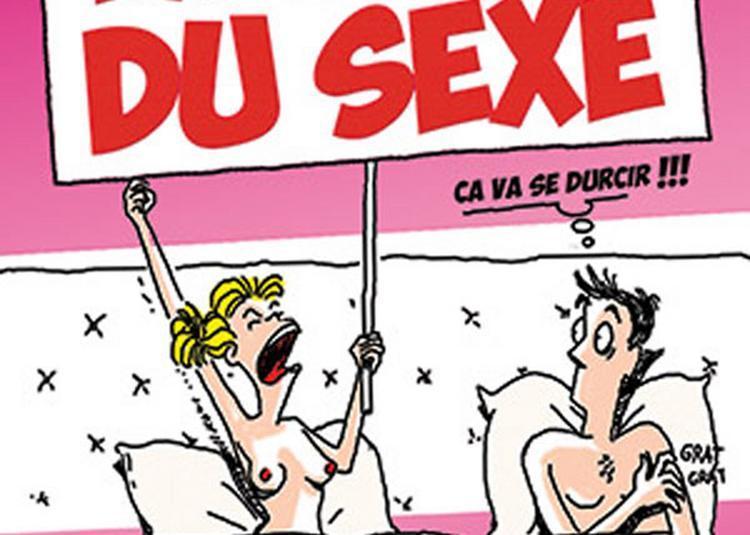 La Greve Du Sexe à Nice
