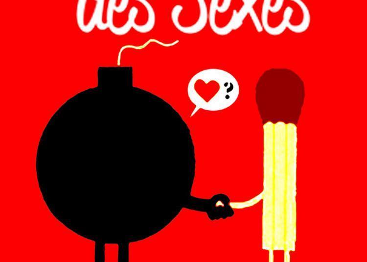 La Guerre Des Sexes Aura T Elle à Saint Etienne