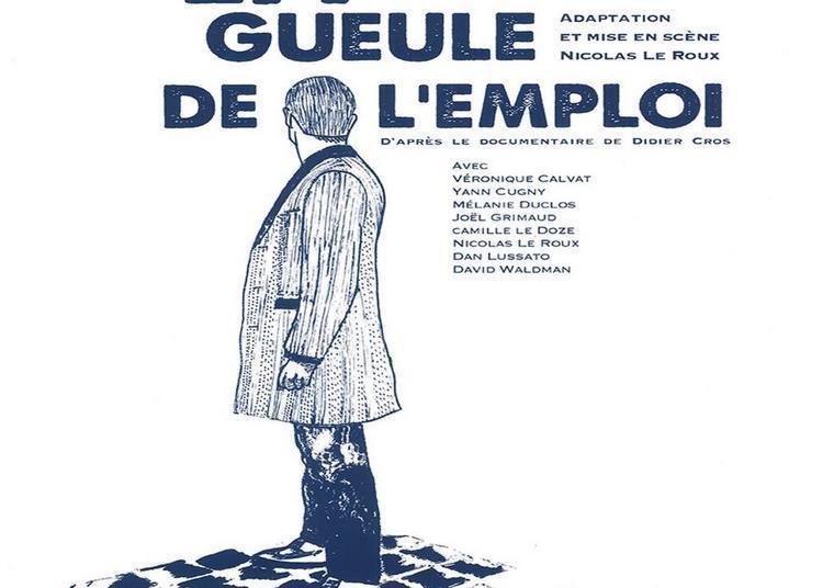 La Gueule De L'Emploi à Paris 19ème