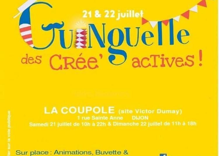 La Guinguette des Crée ' Actives à Dijon