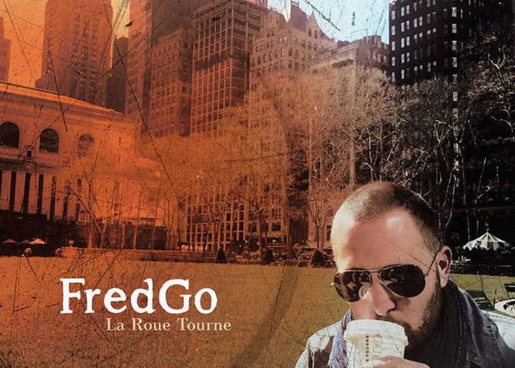La Jam du Cam : Fredgo (Folk/Rock) à Strasbourg