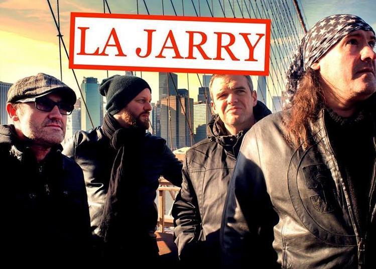 La Jarry pour la Fête de la Musique à Marmande