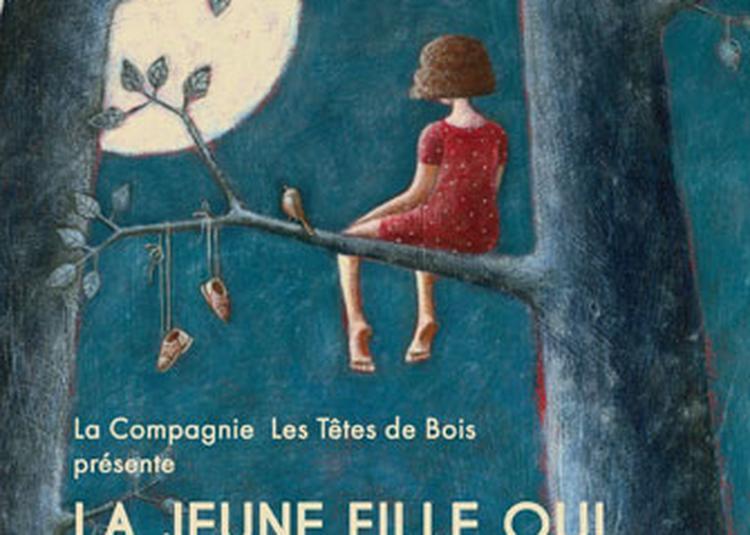 La jeune fille qui grimpait aux arbres à Montpellier