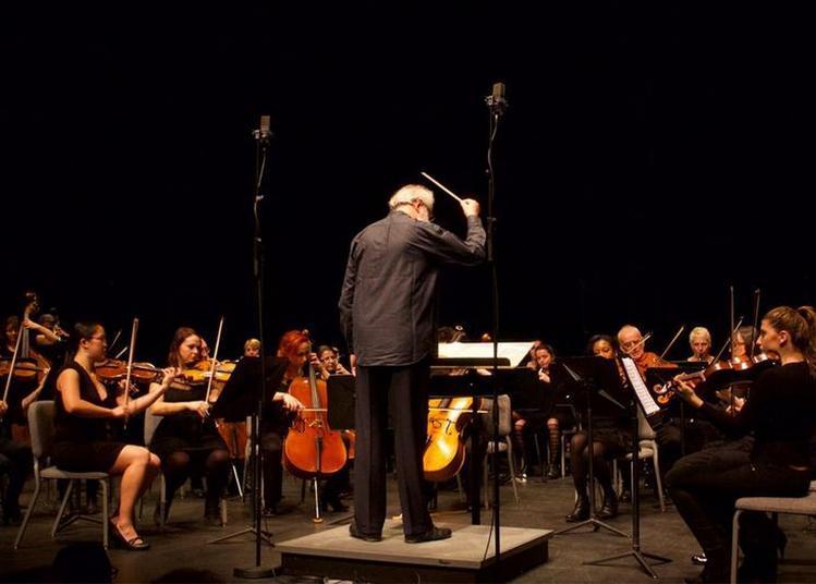 La Jeune Philharmonie De Seine-Saint-Denis à Clichy Sous Bois