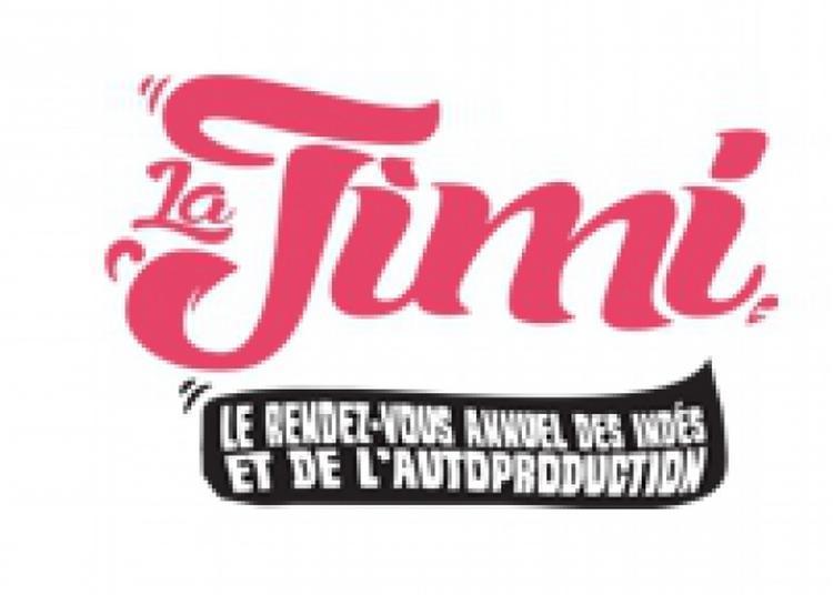 La Jimi : Mesparrow + Octave Noire + Ladylike Lily à Ivry sur Seine